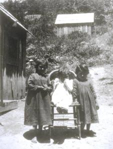 Yurok Children
