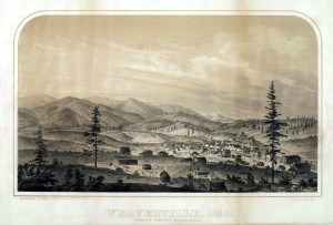 Weaverville, the Royce's Destination