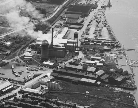 Old Carson Mill Site, 1948