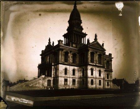 Old Eureka Courthouse