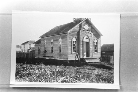 Holy Trinity Catholic Church, Trinidad (built in 1872)