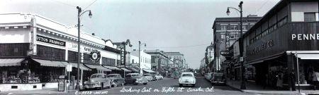 Eureka.East5thStreet.c1950s.HSU.2012.02.0003