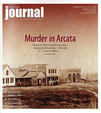 Lucy.Murder in Arcata.NCJCover..F.2015.1008