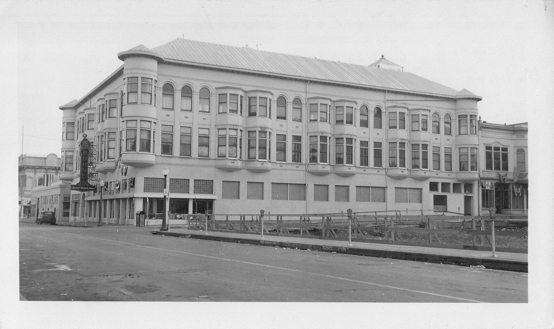 Carson Block Building (Humboldt County HIstorical Society)
