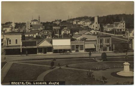 Arcata.Plaza.North.1909.Alma.2010-0807_000018799