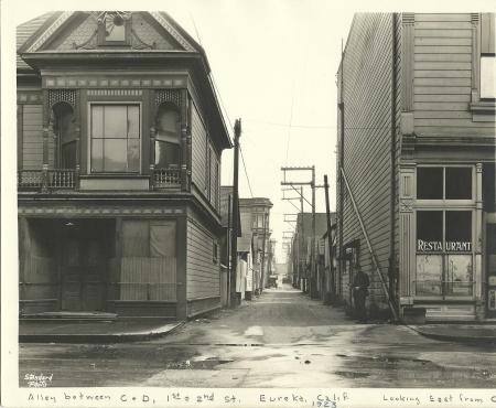 Eureka.C-D.1st-2nd.Alley.HSU.1923.1999.07.0460