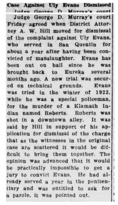 Uly Evans (BLA) (04-12-1924)
